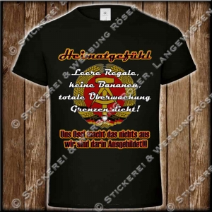 Heimatgefühl  T-Shirt
