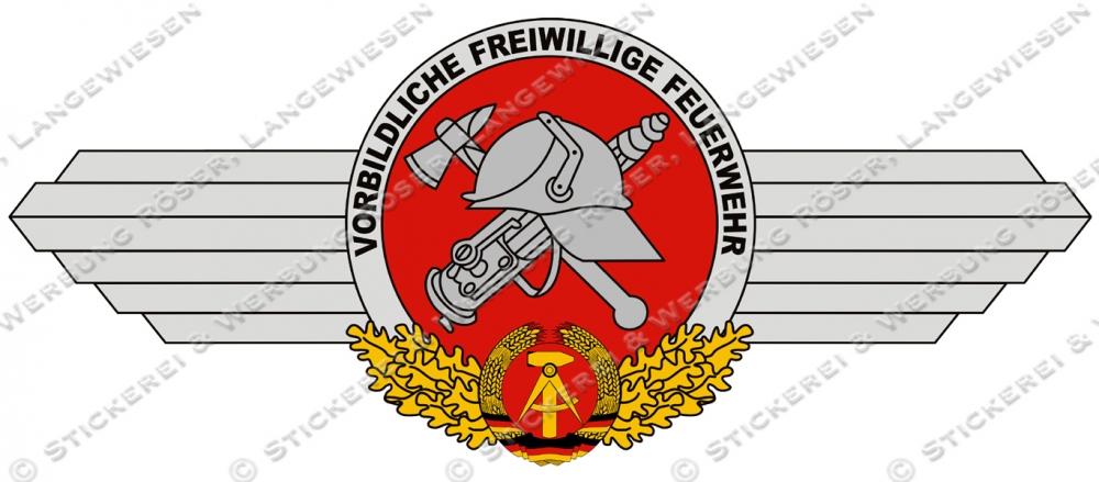 Kaffeebecher Vorbildliche Freiwillige Feuerwehr Der Ddr