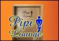 PIPI Lounge- WC Tür Aufkleber Mann Größe A4