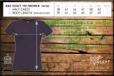Disaster KFW T-Shirt mit Brust und Rückendruck