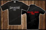 Disaster KFW Kinder T-Shirt mit Brust und Rückendruck