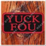 Aufnäher / Patch YUCK FOU