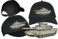 Besticktes Base Cap mit Panzer 02