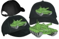 Besticktes Base Cap mit Panzer 01