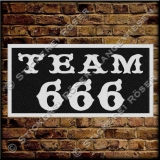 Aufnäher / Patch Team 666