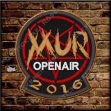 Besticktes Patch / Aufnäher MUR Open Air 2016 Limitiert auf 666 Stück