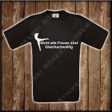 Fun Shirt, Nicht alle Frauen sind Gleichschenklig